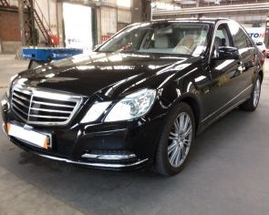Mercedes Benz E 350CDI 7G 4Matic Elegance ILS Distronic COMAND
