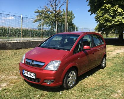 Opel Meriva 1.6 16V Automat COSMO Cúvacie senzory Sezónne prezutie