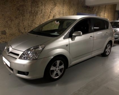 TOYOTA COROLLA VERSO 1.8 VVT-I EDITION 7M PDC 2007