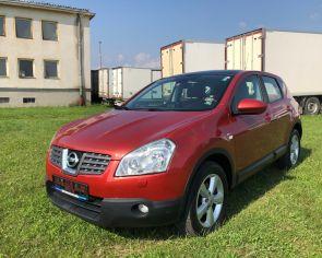 Nissan Quashqai 2.0DCi A/T Tekna PACK 4x4 Panoráma NAVI