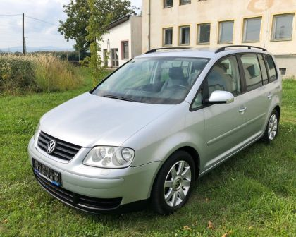 Volkswagen Touran 1.9TDI DSG Trendline Sezónne prezutie