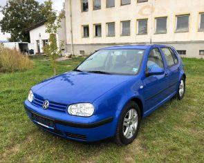Volkswagen Golf IV 1.6 Automat EDITION Sezónne prezutie