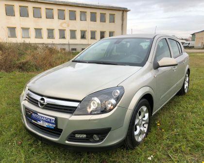 Opel Astra 1.9CDTI Automat EDITION WEBASTO 1.majiteľ