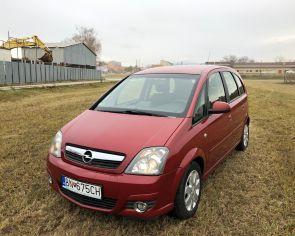 Opel Meriva 1.6 16V Automat COSMO 2006 Park.senzory + Sezónne prezutie