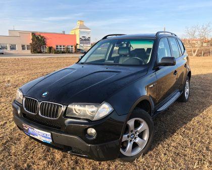 BMW X3 2.0d Xdrive Automat Panoráma Ťažné Park.senzory