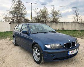 BMW 320d Touring lift + sezónne prezutie