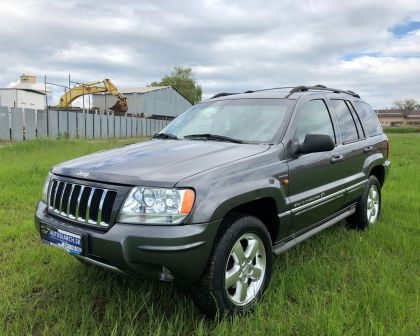 Jeep Grand Cherokee 2.7CRD Automat OVERLAND 2004