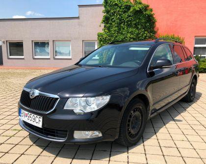 Škoda Superb Combi 2.0TDI DSG Ambition NAVI 137kW Ťažné BI-Xenón