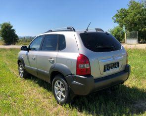 Hyundai Tucson 2.0CRDI 4x4 Automat COMFORT Ťažné 2006 + sezónne prezutie