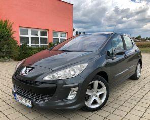 Peugeot 308 2.0HDI Automat SPORT PANORAMA NAVI Parkovacie senzory
