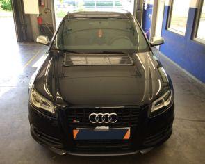 Audi S3 2.0TFSi Quattro S-Tronic Sportback EXCLUSIVE SCHWARZ PDC 2012