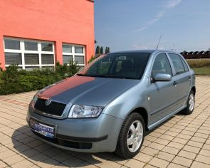 Škoda Fabia 1.4 16V Automat COMFORT Klimatizácia STK 2021