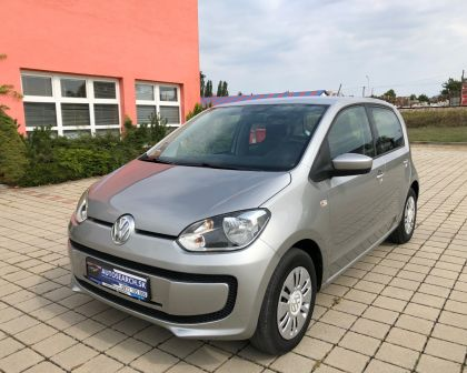 Volkswagen Up 1.0 Automat Move Up  + sezónne prezutie