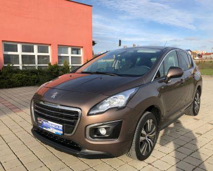 Peugeot 3008 1.6HDI Automat ACTIVE 2015 Navigácia Cúvacie senzory