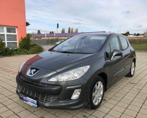 Peugeot 308 1.6 16V Automat SPORT PDC senzory + sezónne prezutie