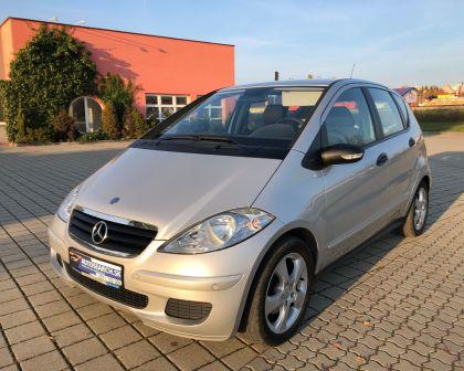 Mercedes Benz A 180CDI Automat CLASSIC Parkovacie senzory