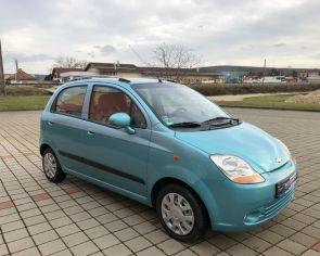 Chevrolet Matiz 0.8 Automat KLIMATIZÁCIA STK 2021