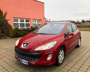 Peugeot 308 2.0HDi Automat PLATINUM 1.Majiteľ  + sezónne prezutie