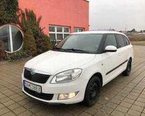 Škoda Fabia Kombi 1.6TDI Ambition Manuál 5st. Odpočet DPH + prezutie
