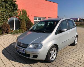 Fiat Idea 1.3JTD Automat EMOTION 2006 Cúvacie senzory + Ťažné a ODO PASS