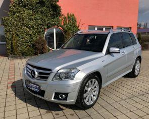 Mercedes Benz GLK 250 CDI 4MATIC  7G-Tronic Online NAVI