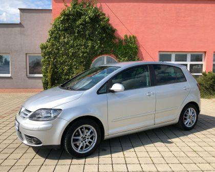 Volkswagen Golf Plus 1.6 Automat GOAL 2006 + cúvacie senzory