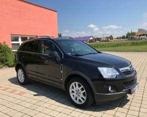 Opel Antara 2.2 CDTI Automat DESIGN Edition 4x4 + Ťažné