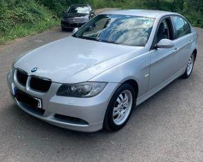 BMW 320d manul 6st. 120kW + sezónne prezutie