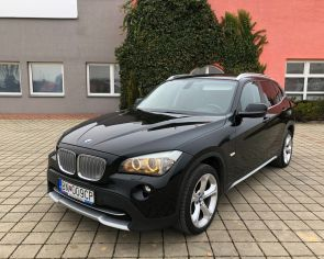 BMW X1 23d xDrive xLine 2010 Navigácia + sezónne prezutie