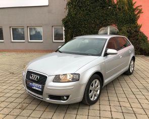 Audi A3 1.6 Automat AMBIENTE 2005 + sezónne prezutie