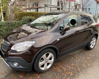 Opel Mokka 1.4T Automat EDITION 1.majiteľ + sezónne prezutie