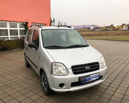 Suzuki Wagon R+ 1.3 Automat CLASSIC Klimatizácia ☼