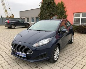 Ford Fiesta 1.0 Automat EcoBoost TREND 2014