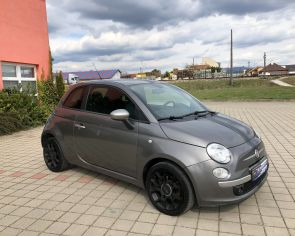 Fiat 500 0.9 Automat Twin Air PLUS 2012