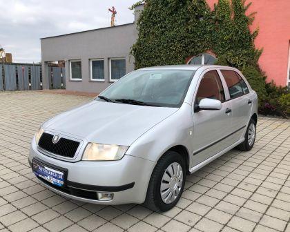 Škoda Fabia 1.4 Automat •AMBIENTE•  Klimatizácia