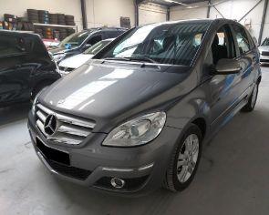 Mercedes Benz B 160 Automat •1.majiteľ•  2011 parkovací asistent