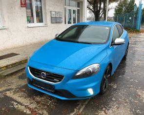 Volvo V40 D4 Automat 130kW R-design Bi-xenón REBEL BLUE
