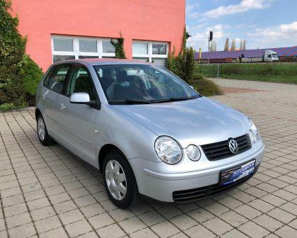 Volkswagen Polo 1.4 16V Automat •COMFORTLINE•  → sezónne prezutie
