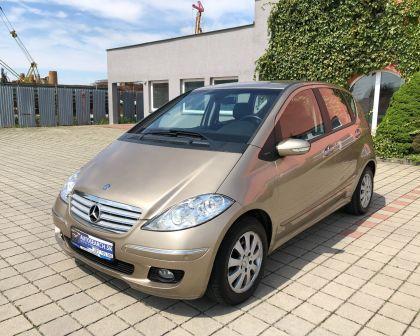 Mercedes Benz A 170 Automat •ELEGANCE• 2005 → parkovacie senzory