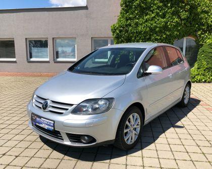 Volkswagen Golf Plus 1.6 Automat •GOAL•  ŤAŽNÉ → cúvacie senzory