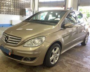 Mercedes Benz B 200 Automat • SPORT•  parkovacie senzory