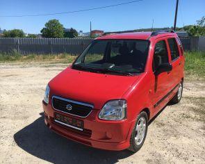 Suzuki Wagon R++ 1.3 Automat Comfort A/C
