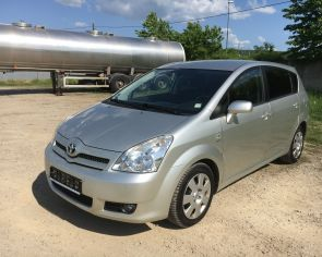 Toyota Corolla Verso 1.8VVT-i Automat SOL 7M Parkovacie senzory