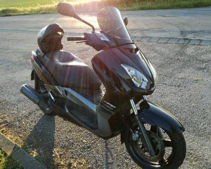 Yamaha X-Max 250 2007 18Kw