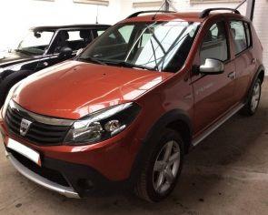 Dacia Sandero 1.5dCi STEPWAY 1.majiteľ Ťažné