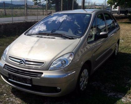 Citroën Xsara Picasso 2.0i Automat Exclusive
