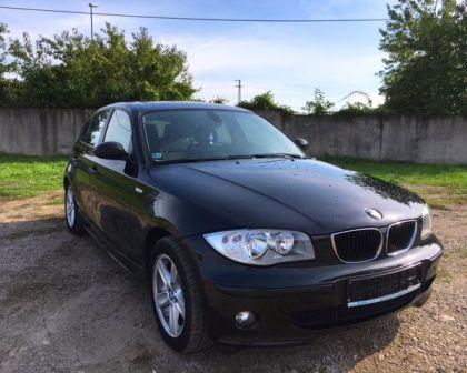 BMW rad1 118i Parkovacie senzory