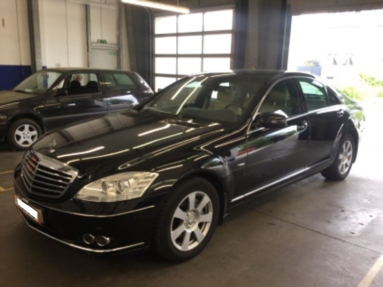 Mercedes Benz S 350CDI 7G LIFT Distronic