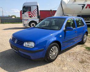 Volkswagen Golf IV 1.6 Automat EDITION Cúvacie senzory