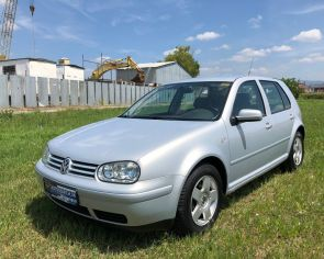 Volkswagen Golf IV 1.6 Automat HIGHLINE